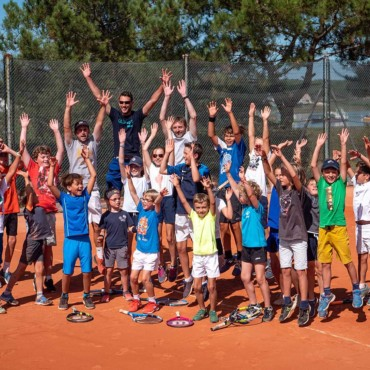 Nos stages tennis 4/80
